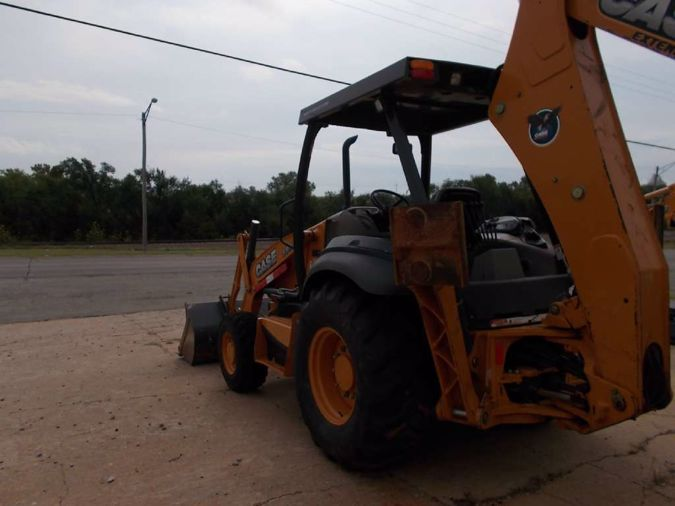2013 Case Construction 580N 4A