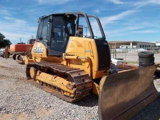 2013 Case Construction 1150K