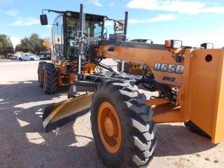 2014 Case Construction 865B AWD