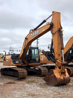 2014 Case Construction CX210C STD LC