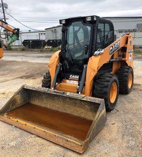 2015 Case Construction SR270
