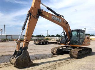 2016 Case Construction CX210D STD LC - 9 ft 8 in. Arm
