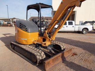 2014 Case Construction CX55B