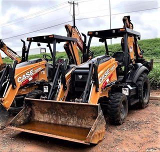 2019 Case Construction 580N