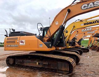 2012 Case Construction CX300C - 10 ft. 5 in. Arm