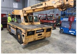2006 BRODERSON IC80-3G