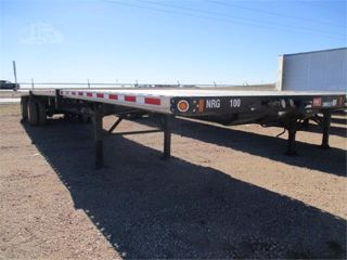 2015 FONTAINE 48X102 FLATBED