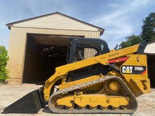 CAT 299D2/289D