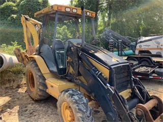 2007 CATERPILLAR 420D IT